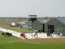 Kirkbride airfield