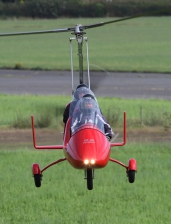 gyroplane flying lessons