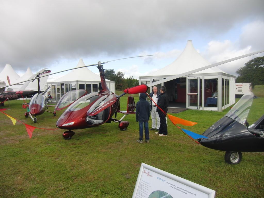 Photos of Gyroplane Flights